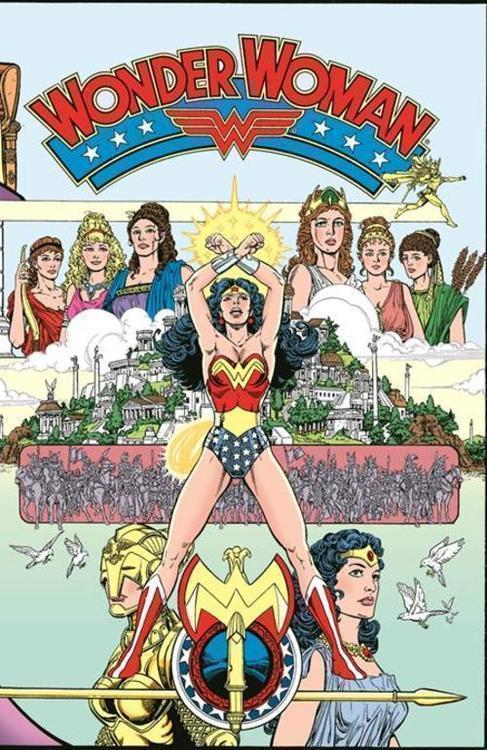 Dc comics absolute wonder woman gods and mortals hc 20201125