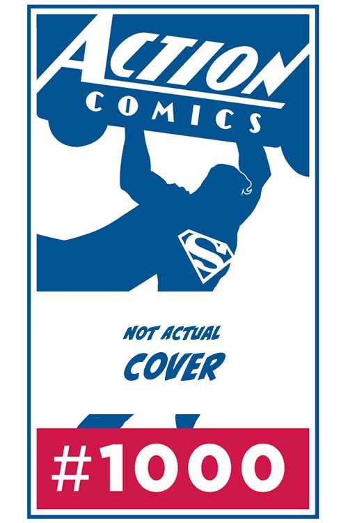 Dc comics action comics 1000 1980s variant cover 20180203