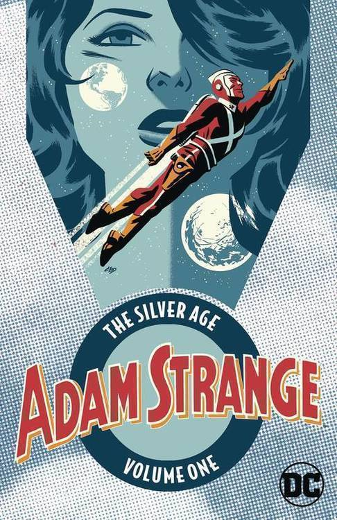Dc comics adam strange the silver age tpb volume 01 20180928