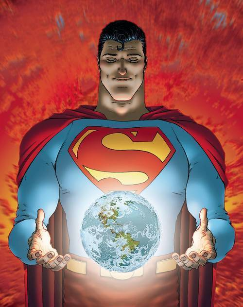 Dc comics all star superman dc modern classics hc 20181231