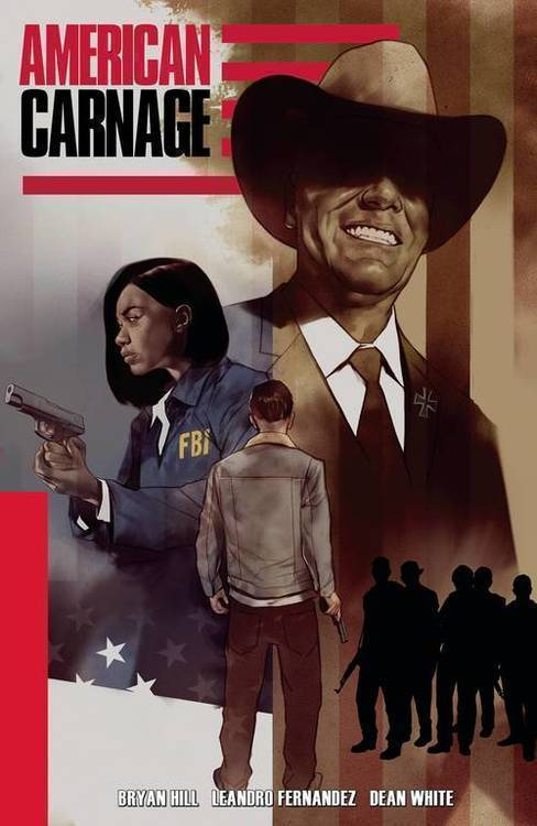 American Carnage TPB (Mature)