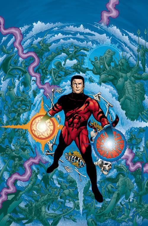 Aquaman Tempest TPB