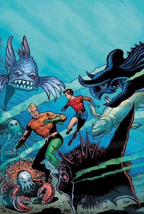Dc comics aquaman the silver age omnibus hardcover volume 1 20190626