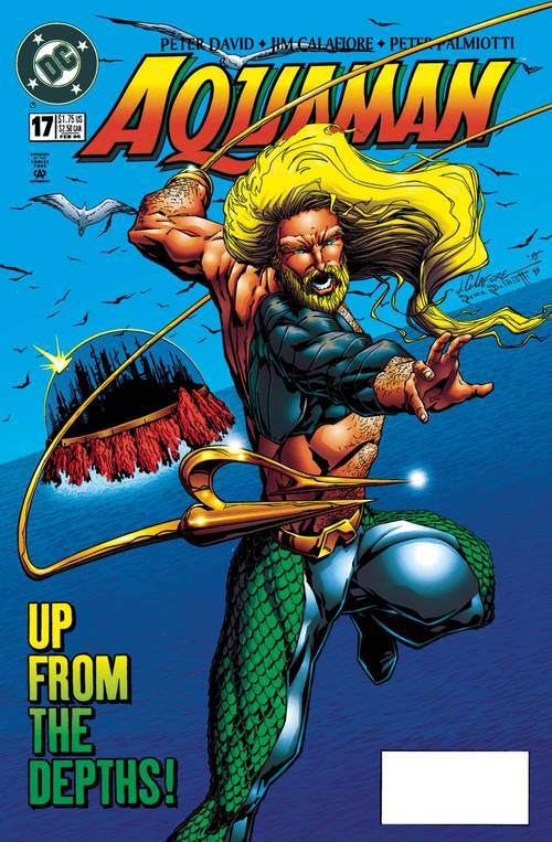 Aquaman TPB By Peter David Book 02