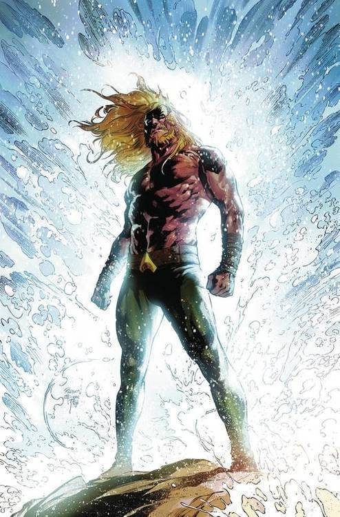 Dc comics aquaman tpb volume 01 unspoken water 20190424