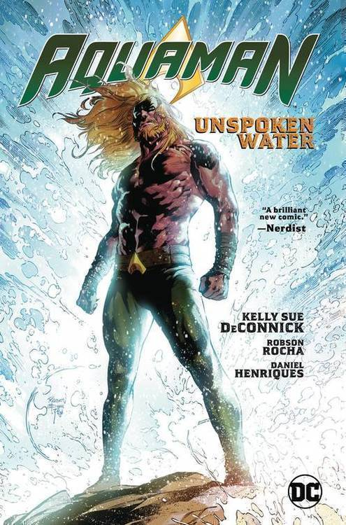 Dc comics aquaman tpb volume 1 20190828