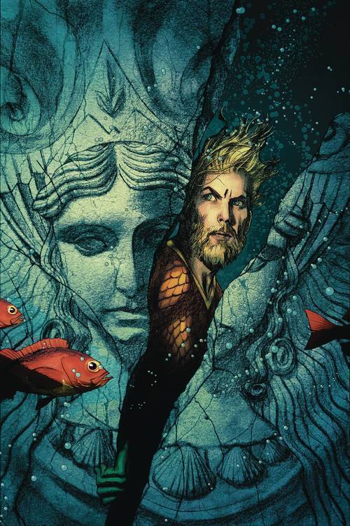 Dc comics aquaman underworld deluxe edition hardcover 20180801