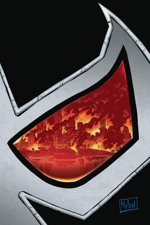 Dc comics bane conquest tpb 20180530