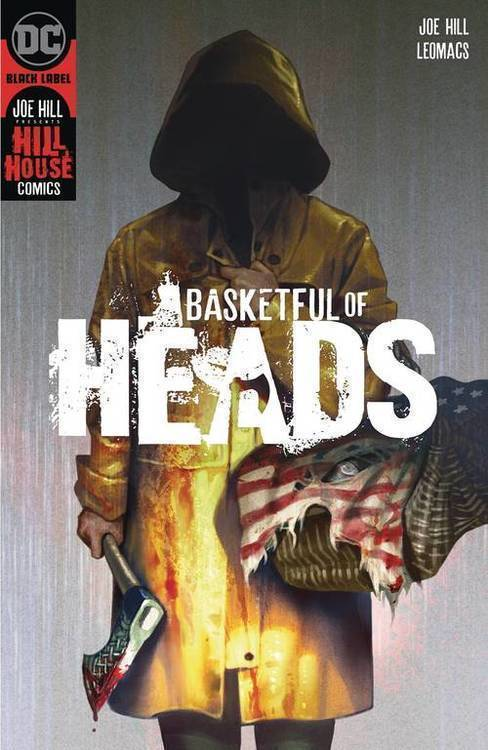 Dc comics basketful of heads 20190730