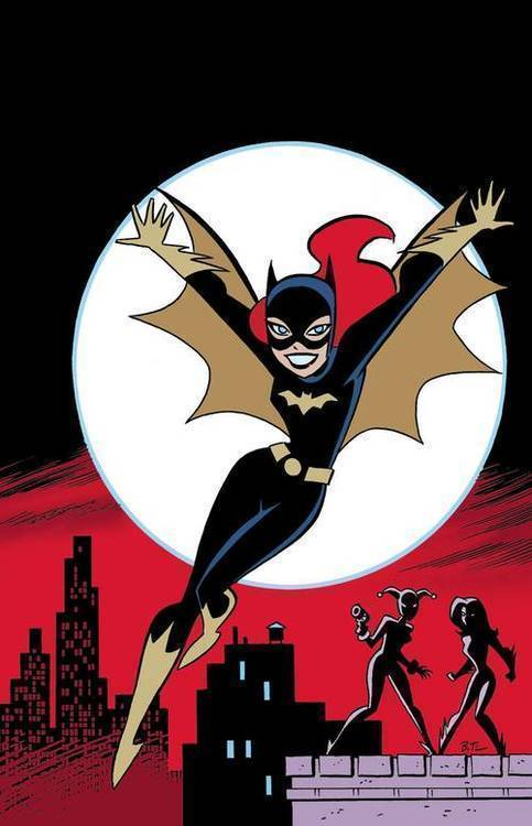 Dc comics batgirl adventures a league of her own tpb 20200225