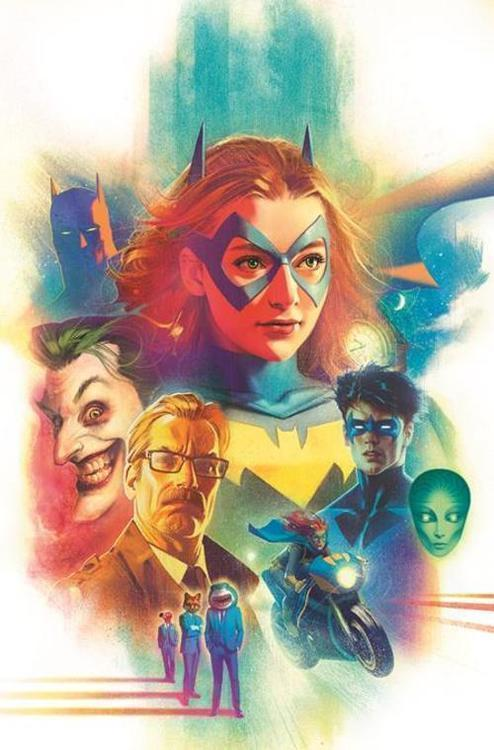 Batgirl Volume 08 The Joker War HC