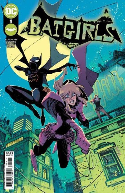 Dc comics batgirls 20210923