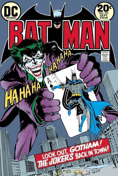 Dc comics batman 251 facsimile edition 20190730
