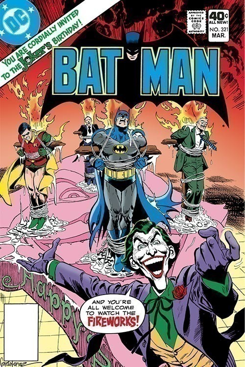 Batman #321 Facsimile Edition