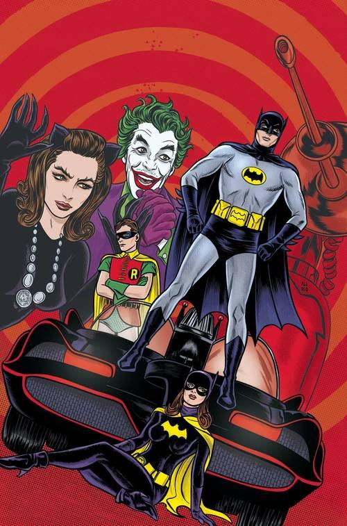 Dc comics batman 66 omnibus hardcover 20180203
