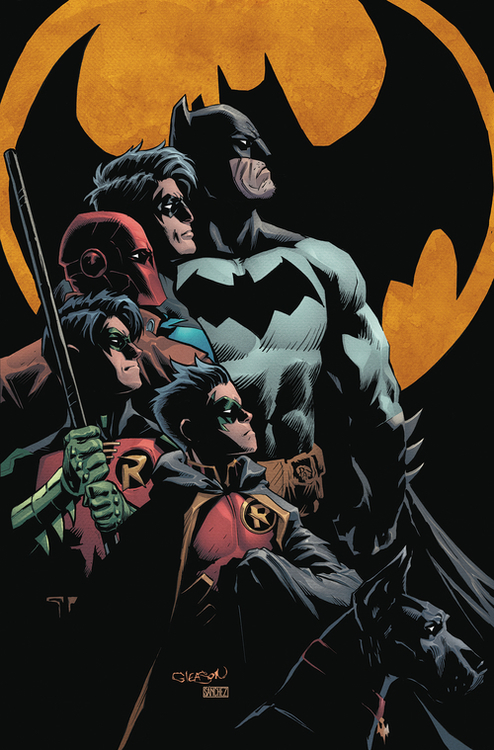 Batman 80 Years Of The Bat Family TPB