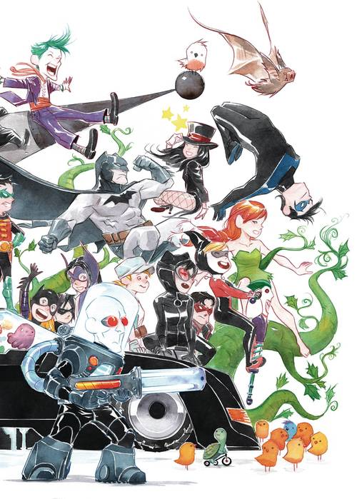 Dc comics batman a lot of lil gotham tpb 20180302