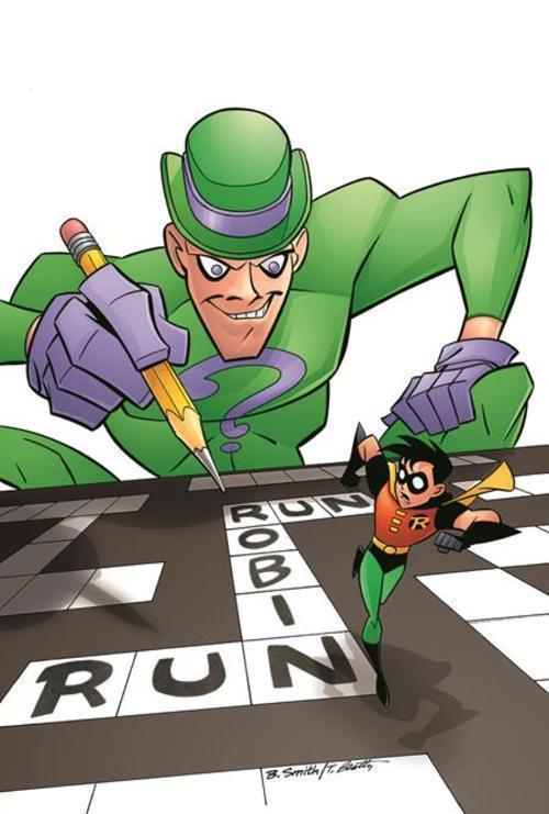 Dc comics batman adventures riddle me this tpb 20210101