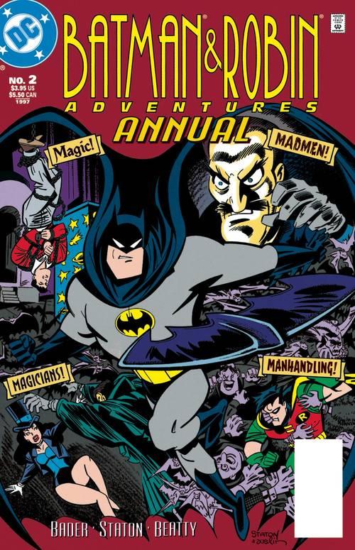 Dc comics batman and robin adventures tpb vol 03 20180329
