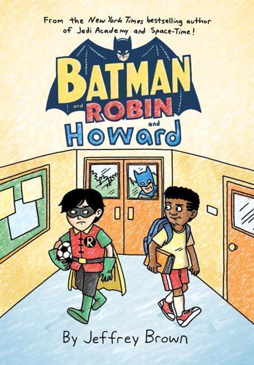Dc comics batman and robin and howard tpb 20210528