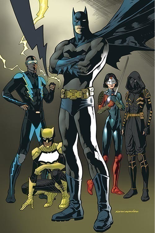 Batman And The Outsiders TPB Volume 02 A League Of Their Own