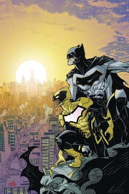 Dc comics batman and the signal tpb 20180203