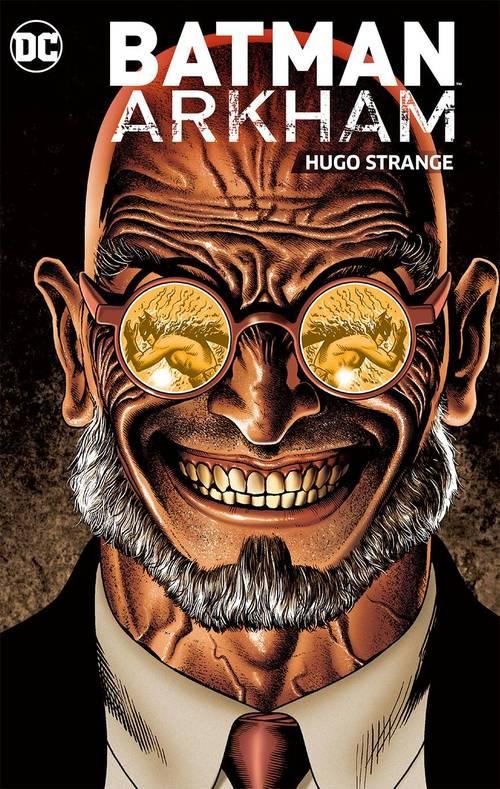 Dc comics batman arkham hugo strange tpb 20171231
