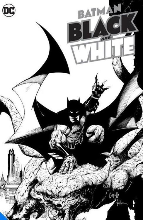 Dc comics batman black white hardcover 20210528