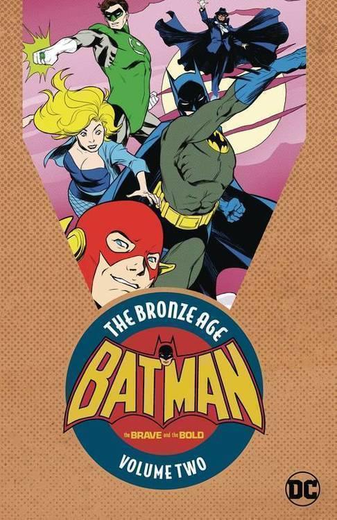 Batman Brave & Bold Bronze Age Omnibus TPB Volume 02