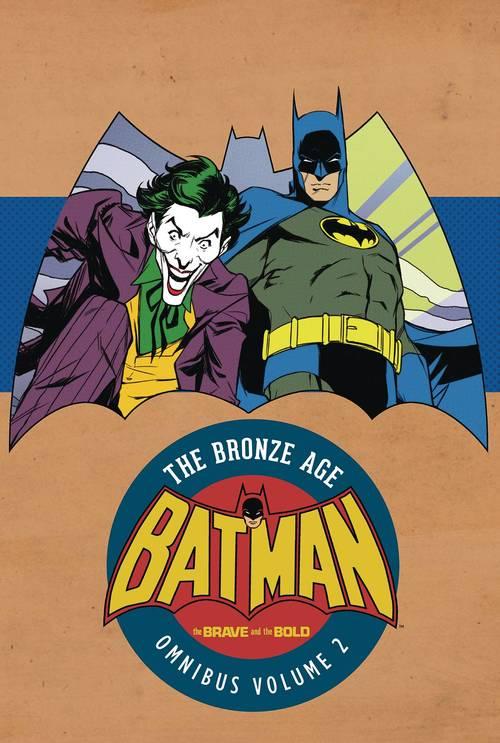 Dc comics batman brave the bold bronze age omnibus hardcover vol 02 20180203