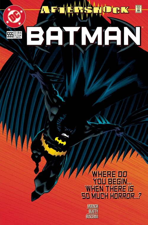 Dc comics batman by doug moench and kelley jones hardcover volume 02 20180430