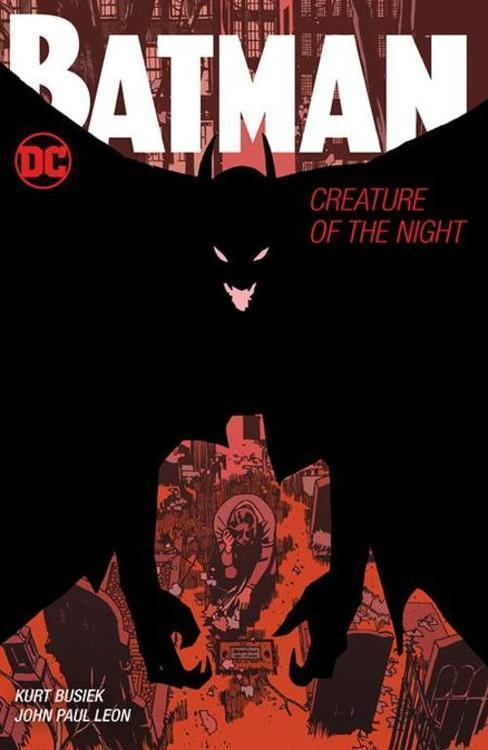 Dc comics batman creature of the night tpb 20210101