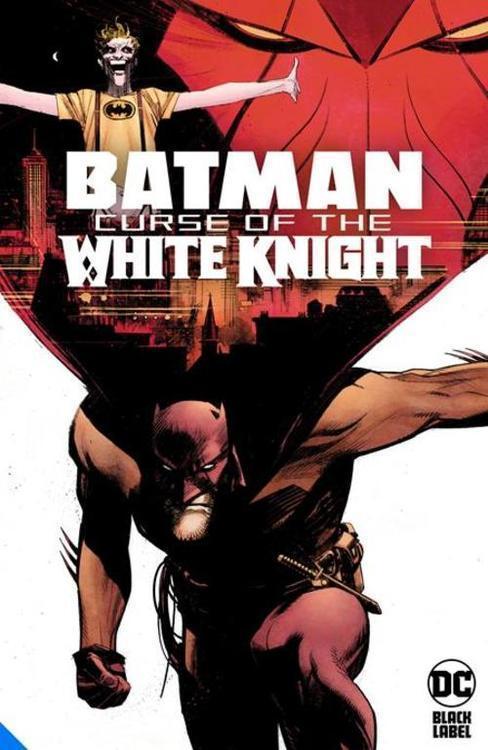 Dc comics batman curse of the white knight tpb mature 20210528
