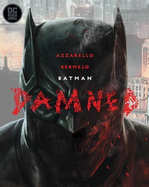 Dc comics batman damned tpb mature 20210224