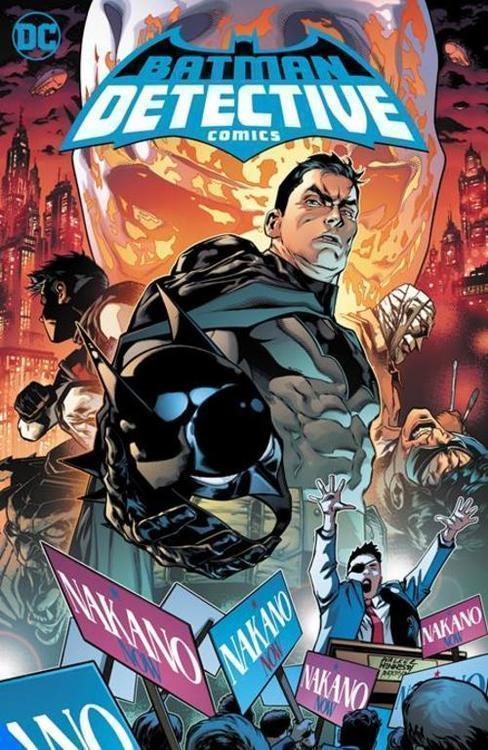 Dc comics batman detective comics hardcover vol 06 road to ruin 20210528