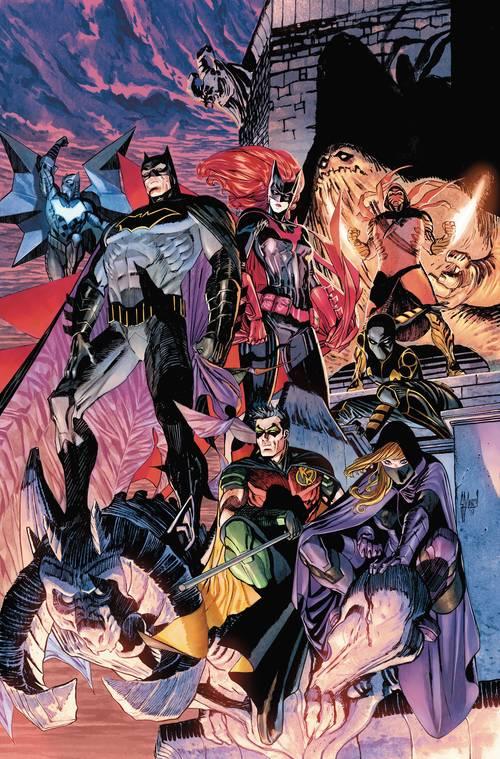 Dc comics batman detective comics tpb vol 06 fall of the batmen rebirth 20180302