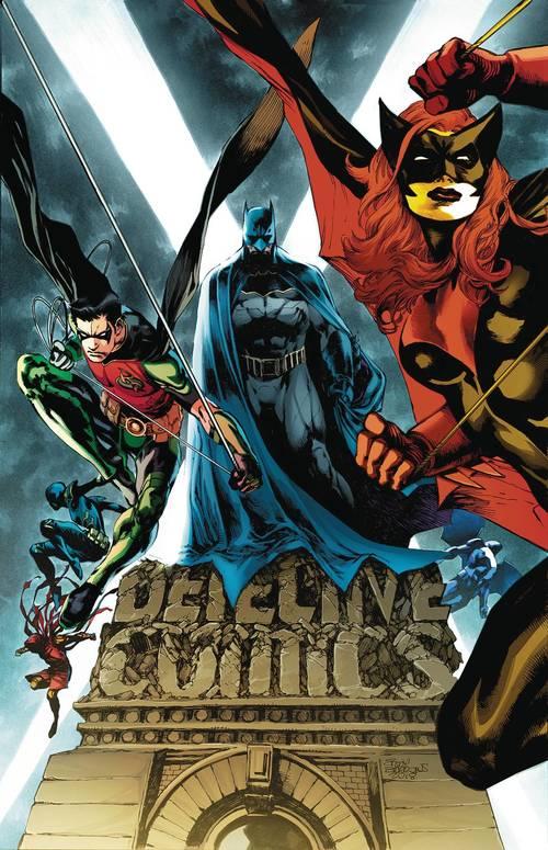 Dc comics batman detective comics tpb vol 07 batman eternal 20180530