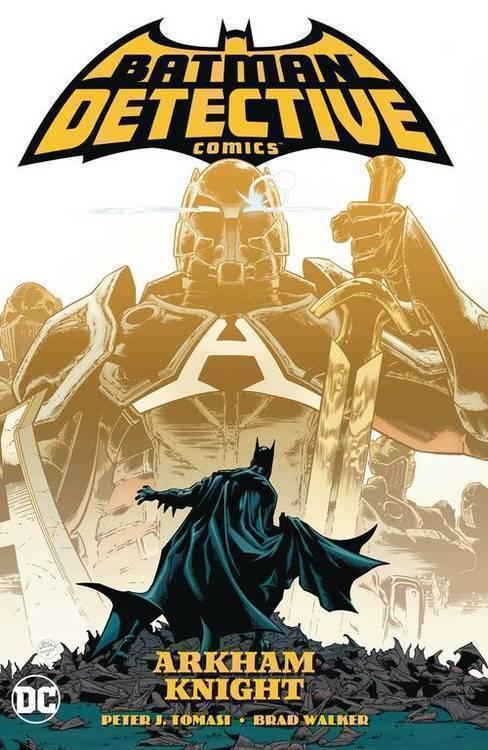 Batman Detective Comics TPB Volume 02 Arkham Knight