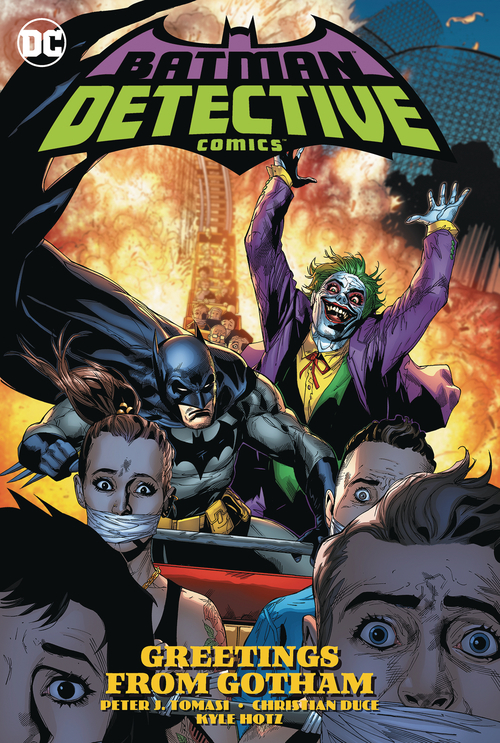 Batman Detective Comics TPB Volume 03 Greetings From Gotham