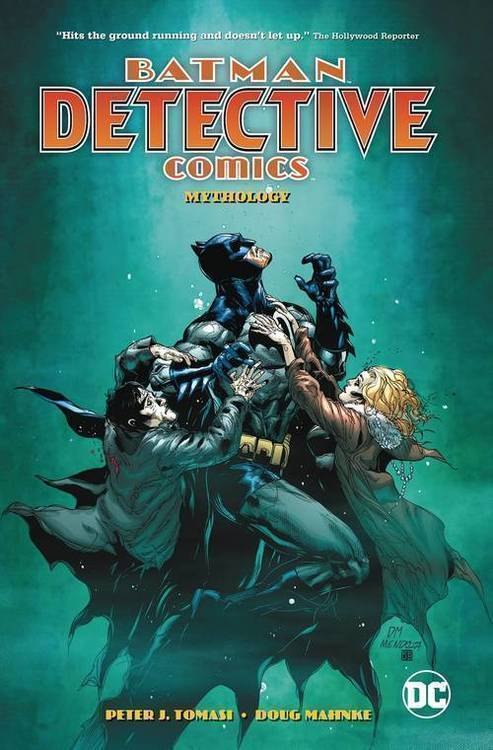 Dc comics batman detective comics tpb volume 1 20191031