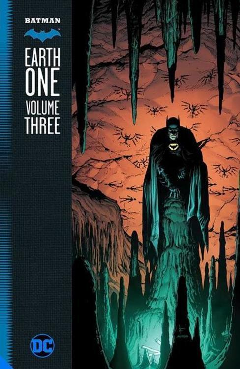 Dc comics batman earth one vol 3 hardcover 20210224