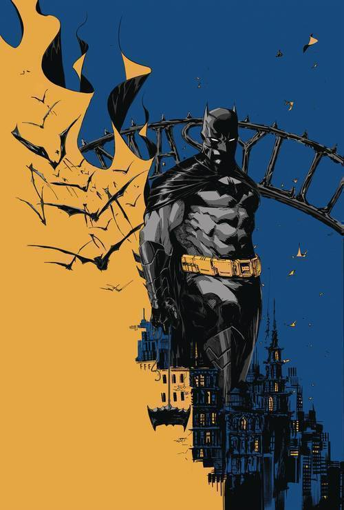 Dc comics batman eternal omnibus hc 20181231