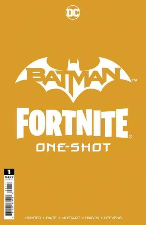 Dc comics batman fortnite foundation 1 one shot 20210728