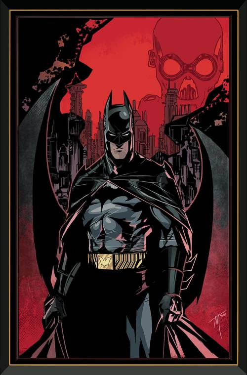 Batman Gates Of Gotham Deluxe Edition Hardcover