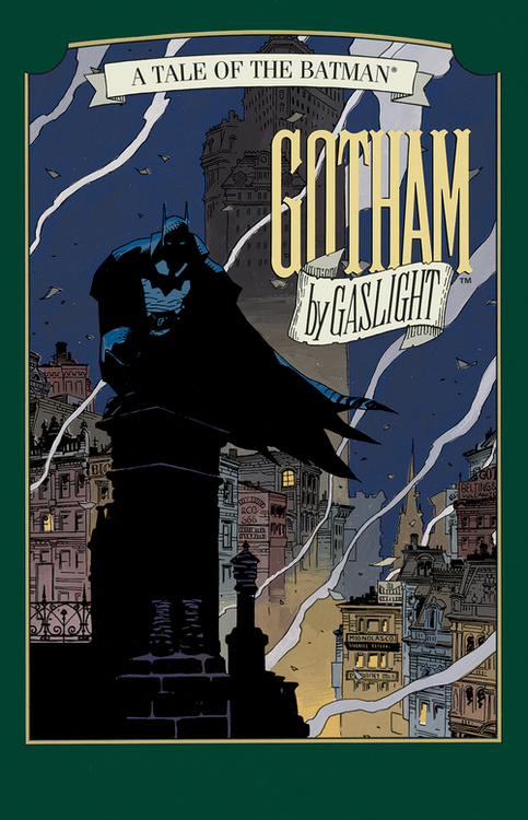 Dc comics batman gotham by gaslight deluxe edition hardcover 20200627
