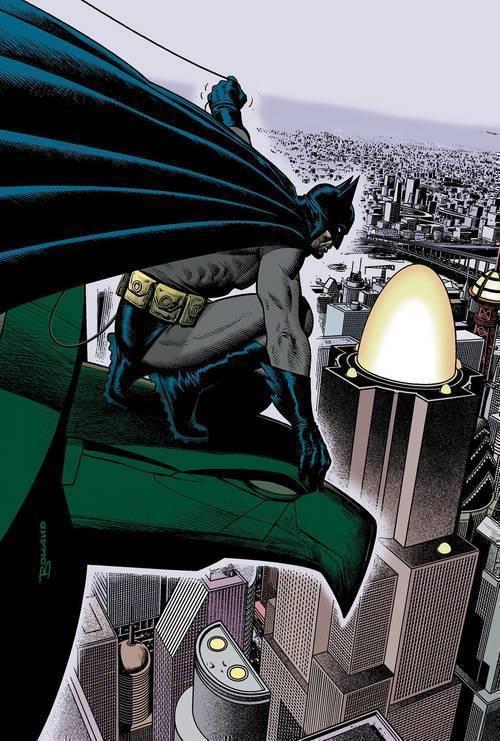 Dc comics batman gotham knights transference tpb 20190926