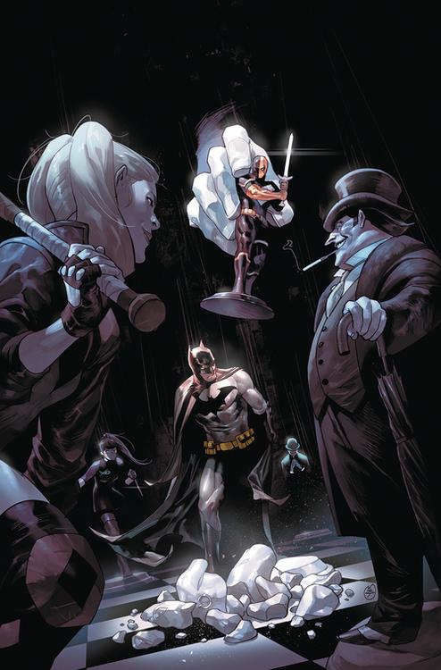 Batman Hardcover Volume 01 Their Dark Designs