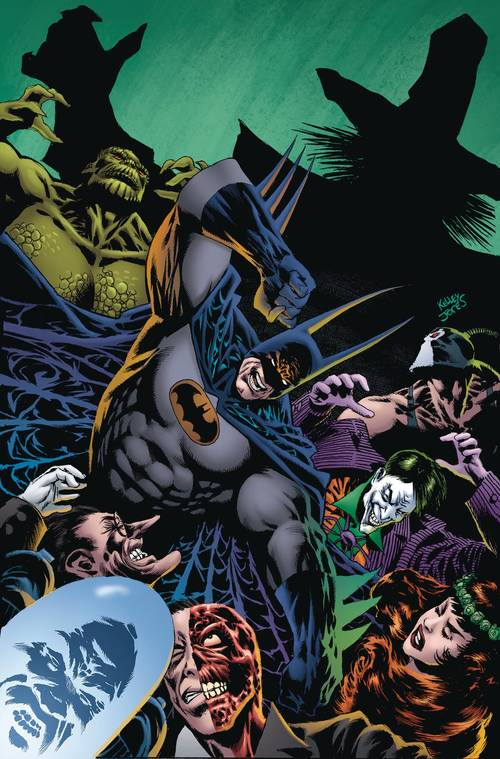Dc comics batman kings of fear 20180530