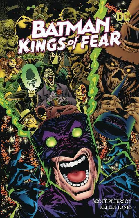 Dc comics batman kings of fear tpb 20191227