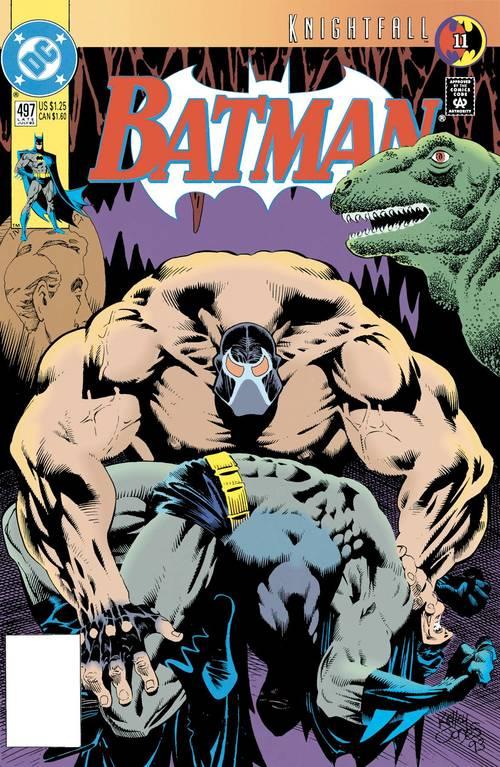 Dc comics batman knightfall tpb vol 01 25th anniversary ed 20180530